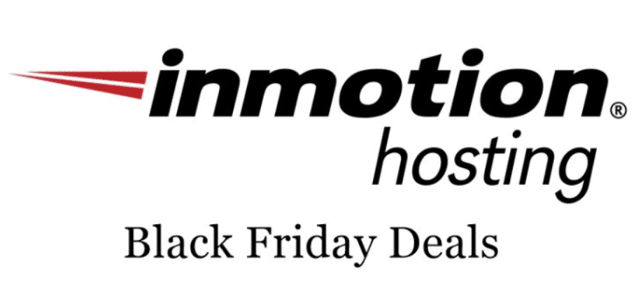 Inmotion Black Friday