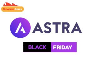 Astra Black Friday