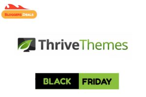 Thrive Black Friday