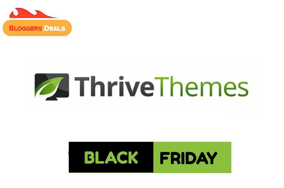Thrive Black Friday