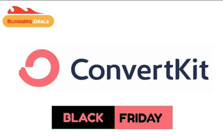 Convert Kit Black Friday