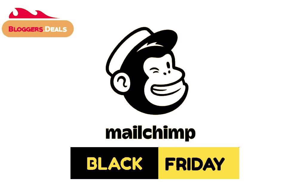 Mailchimp black friday