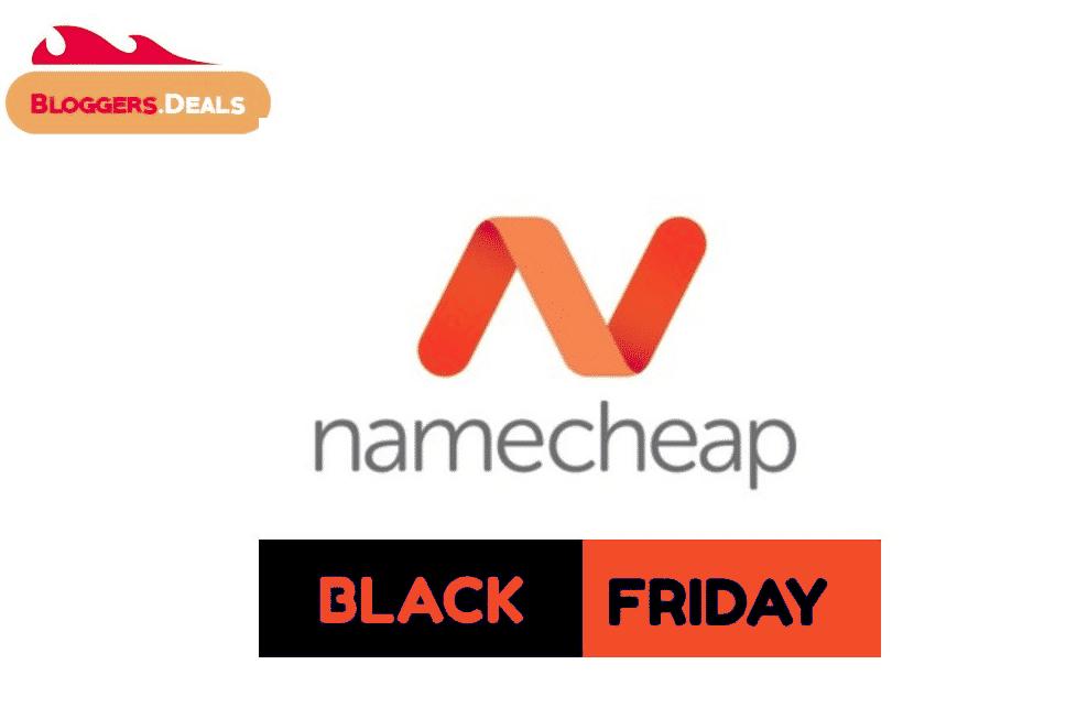Namecheap black friday