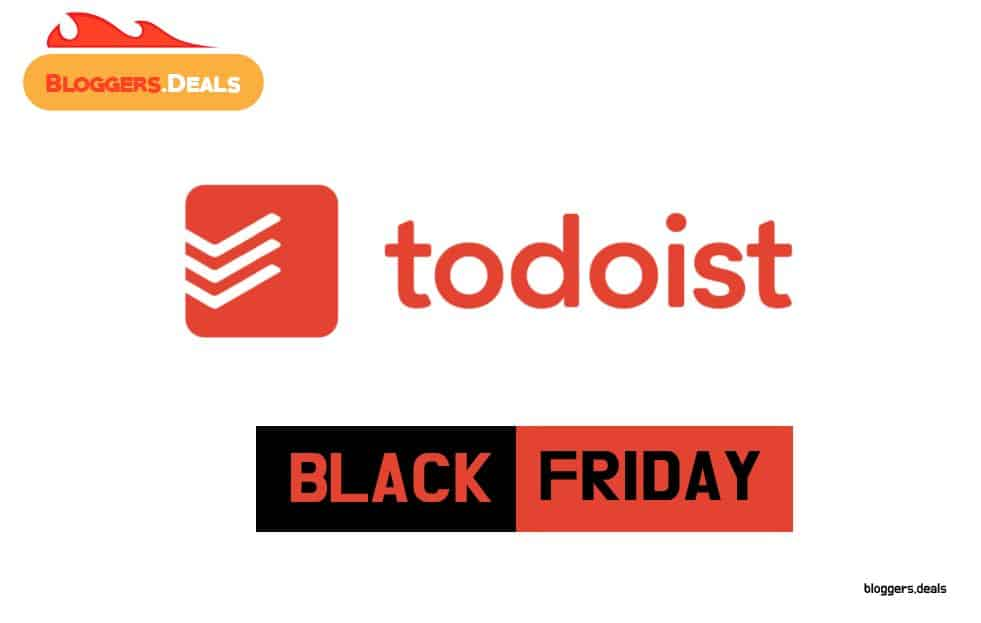 Todoist Black Friday